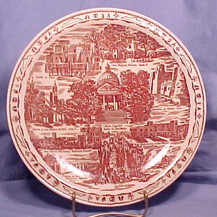Vernon Kilns New Mexico State Plate