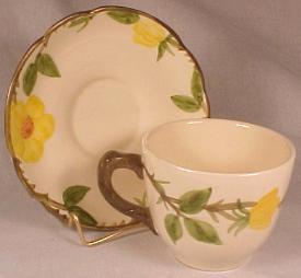 Franciscan Dinnerware - Apple, Desert Rose, Ivy, Meadow Rose - Sets ...