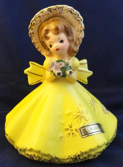 Josef Doll of the Month - August