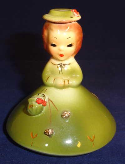 Josef Mushroom Dolls of the Month - April