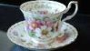 Royal Albert Flower of Month Cup & Saucer (Montross)- October