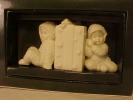 Department 56 SnowBaby - Winter Tales Waiting for Christmas