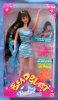 Barbie Doll - 1997 Bead Blast Brunette Barbie