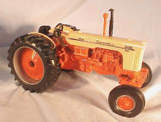 The Toy Farmer; Tractor